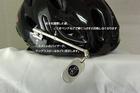 ヘルメット用小判型バックミラー取扱説明書
